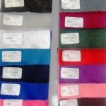 amostra de cores