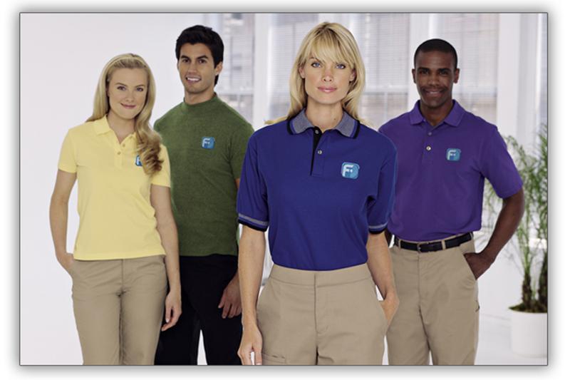A importância do uso dos uniformes profissionais.