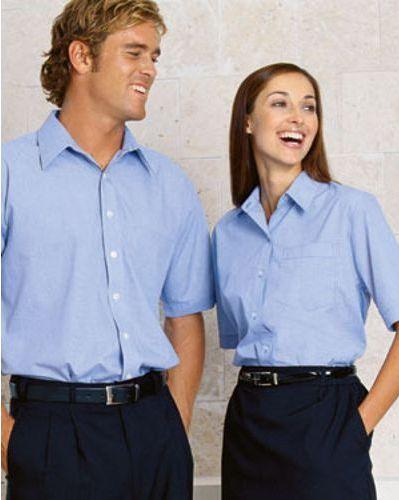 Tecidos adequados para uniformes
