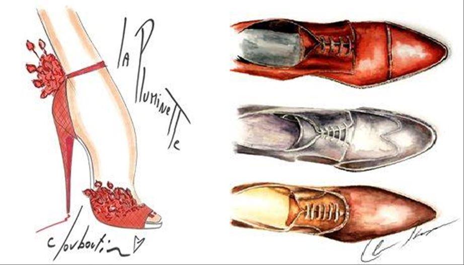 A importância do sapatos